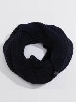 Jack & Jones Chal / pañuelo jacWaffle Knit azul