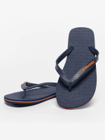 Jack & Jones Sandals jfwBasic Pack blue