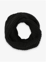 Jack & Jones sjaal jacWaffle Knit zwart