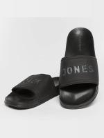 Jack & Jones Slipper/Sandaal jfwLarry zwart