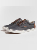 Jack & Jones Sneakers jfwVision Chambray Mix šedá