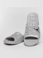 Jordan Claquettes & Sandales Super.Fly Team Slide Cement gris