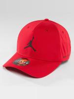 Jordan Flexfitted Cap Jumpman CLC99 czerwony
