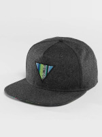 Just Rhyse Snapback Cap Eyecatcher grey