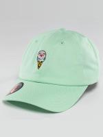 Just Rhyse snapback cap Icecream turquois