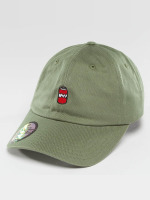Just Rhyse Snapback Cap Can verde