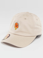 Just Rhyse Snapback Caps Popsicle ruskea