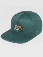 Just Rhyse Snapback Caps Chito vihreä