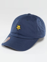 Just Rhyse Snapback Star modrá