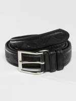 Kaiser Jewelry Belts Leather svart