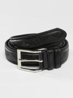 Kaiser Jewelry Paski Leather czarny