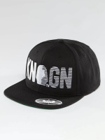 Kingin snapback cap Logo zwart
