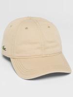 Lacoste Snapback Cap Classic beige