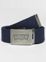 Levi's® Gürtel Batwing Web blau