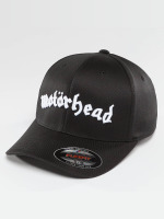 Merchcode Flexfitted Cap Motörhead zwart