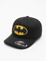 Merchcode Lastebilsjåfør- / flexfitted caps Batman svart