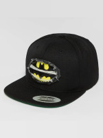 Merchcode Snapback Caps Batman Destroyed musta