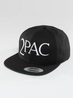 Mister Tee Snapback Caps 2Pac A.E.O.M. czarny