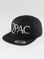 Mister Tee Snapback Caps 2Pac A.E.O.M. musta