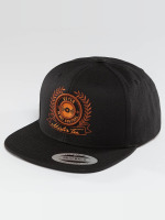 Mister Tee Snapback Caps S.I.N.N. svart