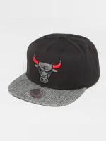 Mitchell & Ness Кепка с застёжкой Woven TC NBA Chicago Bulls черный
