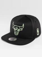 Mitchell & Ness Casquette Snapback & Strapback Black Sports Mesh Chicago Bulls noir