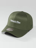 Mitchell & Ness Casquette Snapback & Strapback 110 The Camo & Suede olive