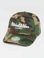 Mitchell & Ness snapback cap Own Brand Pinscript High Crown 110 camouflage