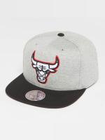 Mitchell & Ness Snapback Cap The 3-Tone NBA Chicago Bulls grey