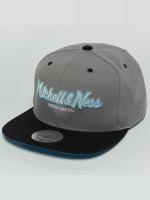 Mitchell & Ness snapback cap Weekend 2 Flat Visor grijs