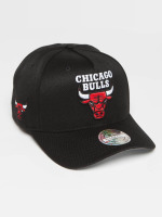 Mitchell & Ness Snapback Cap NBA Eazy 110 Curved Chicago Bulls nero