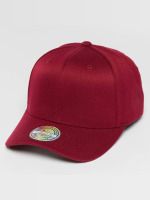 Mitchell & Ness Snapback Cap Blank Flat Peak 110 Curved rot