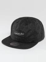 Mitchell & Ness Snapback Cap Coats schwarz