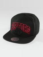Mitchell & Ness snapback cap Red Pop Toronto Raptors zwart