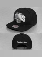 Mitchell & Ness Snapback Caps Black Up Team Arch LA Kings musta