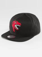 Mitchell & Ness Snapback Caps NBA Elements Toronto Raptors musta