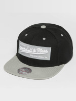 Mitchell & Ness Snapback Caps Box Logo musta