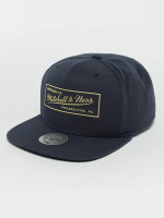 Mitchell & Ness Snapback Caps Raised Perimeter sininen