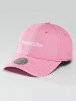 Mitchell & Ness Snapback Pastel 2-Tone Logo pink
