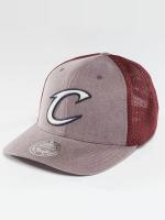 Mitchell & Ness Trucker Caps NBA Washout 110 Flexfit Cleveland Cavaliers rød