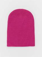 MSTRDS Čiapky Basic Flap pink