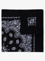 MSTRDS Bandany/Durags Printed czarny