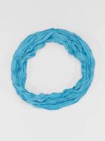 MSTRDS Chal / pañuelo Wrinkle Loop turquesa