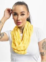 MSTRDS Sjal/Duk Wrinkle Loop gul