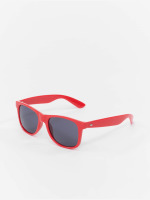 MSTRDS Sonnenbrille Groove Shades GStwo rot