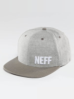 NEFF Casquette Snapback & Strapback Daily gris