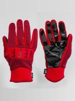 NEFF Rękawiczki Ripper czerwony
