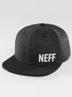 NEFF Snapback Cap Daily Fabric schwarz