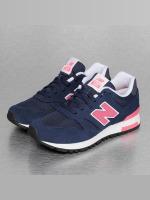 New Balance sneaker WL 565 NPW blauw