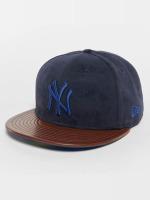New Era Бейсболка Faux New York Yankees 59Fifty синий